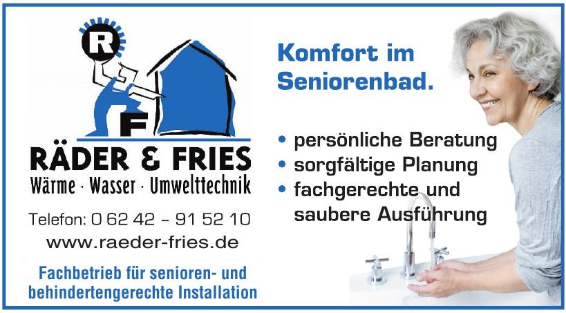 Räder & Fries