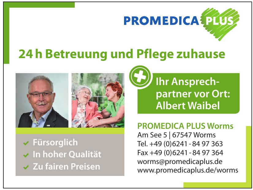 Promedica Plus Worms